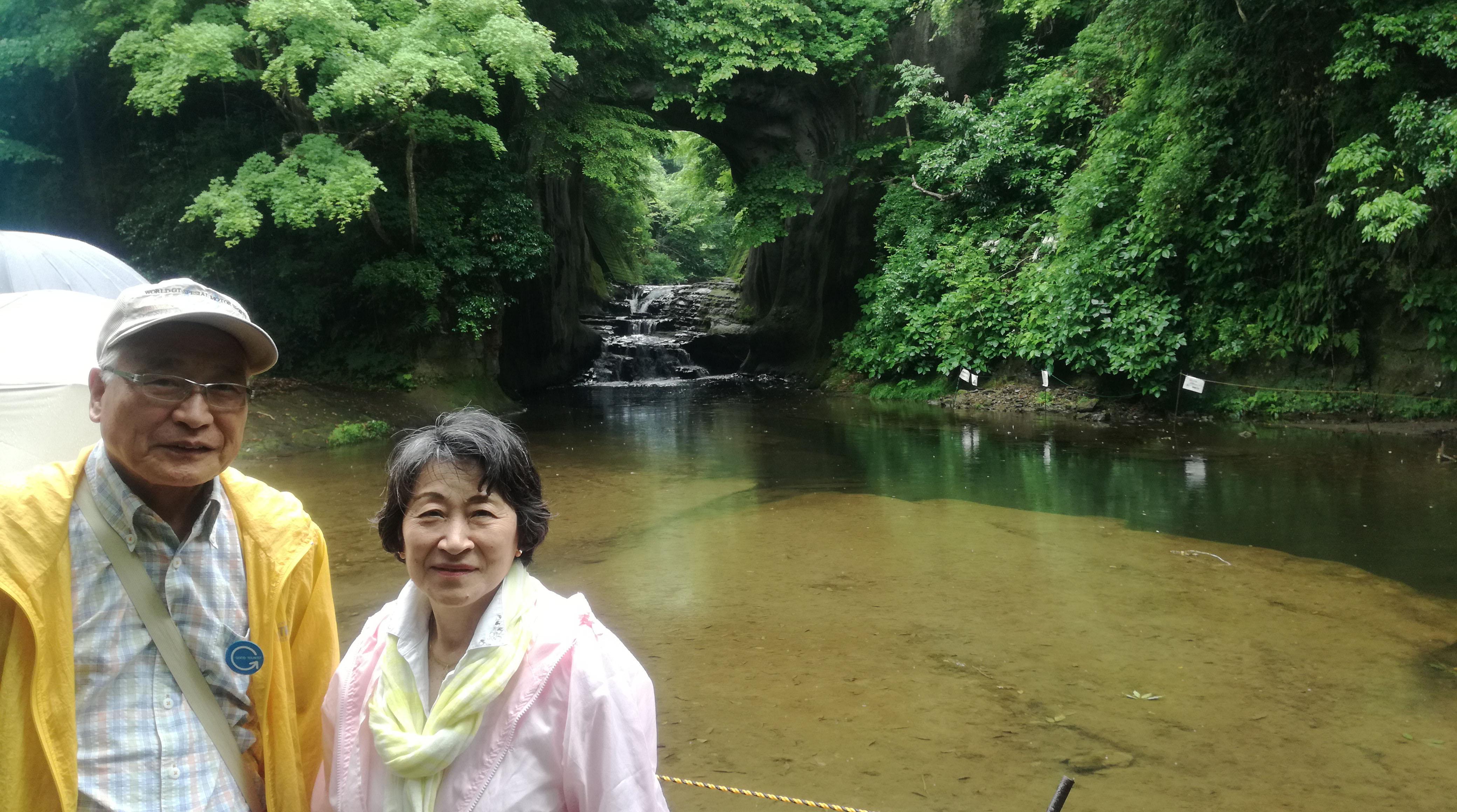 千葉房総・濃溝の滝と袖ヶ浦公園を巡るツアー催行!