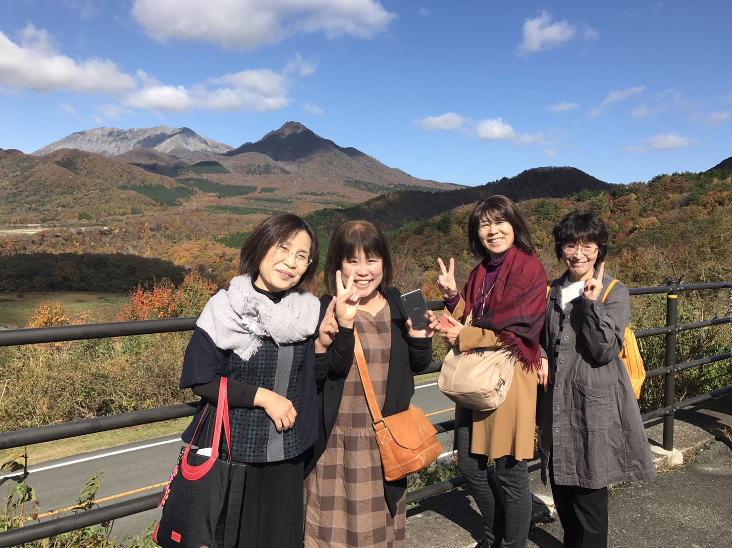 鳥取 蒜山高原と三朝温泉ツアー催行!