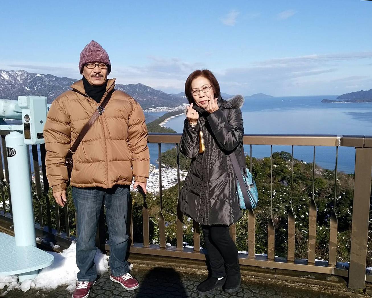 京都丹後 日本三景・天橋立ツアー催行!
