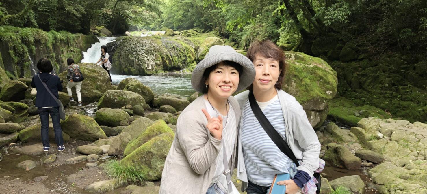 熊本 菊池渓谷とメロン食べ放題ツアー催行!