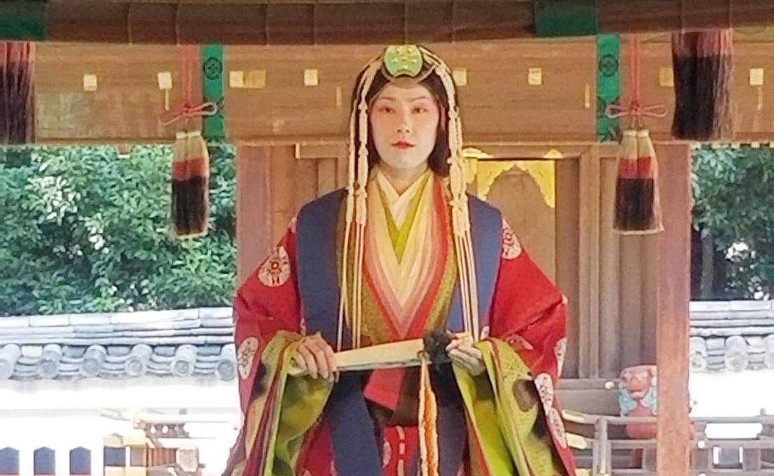おいでやす京都!世界遺産下賀茂神社で十二単・王朝の舞鑑賞ツアー催行!