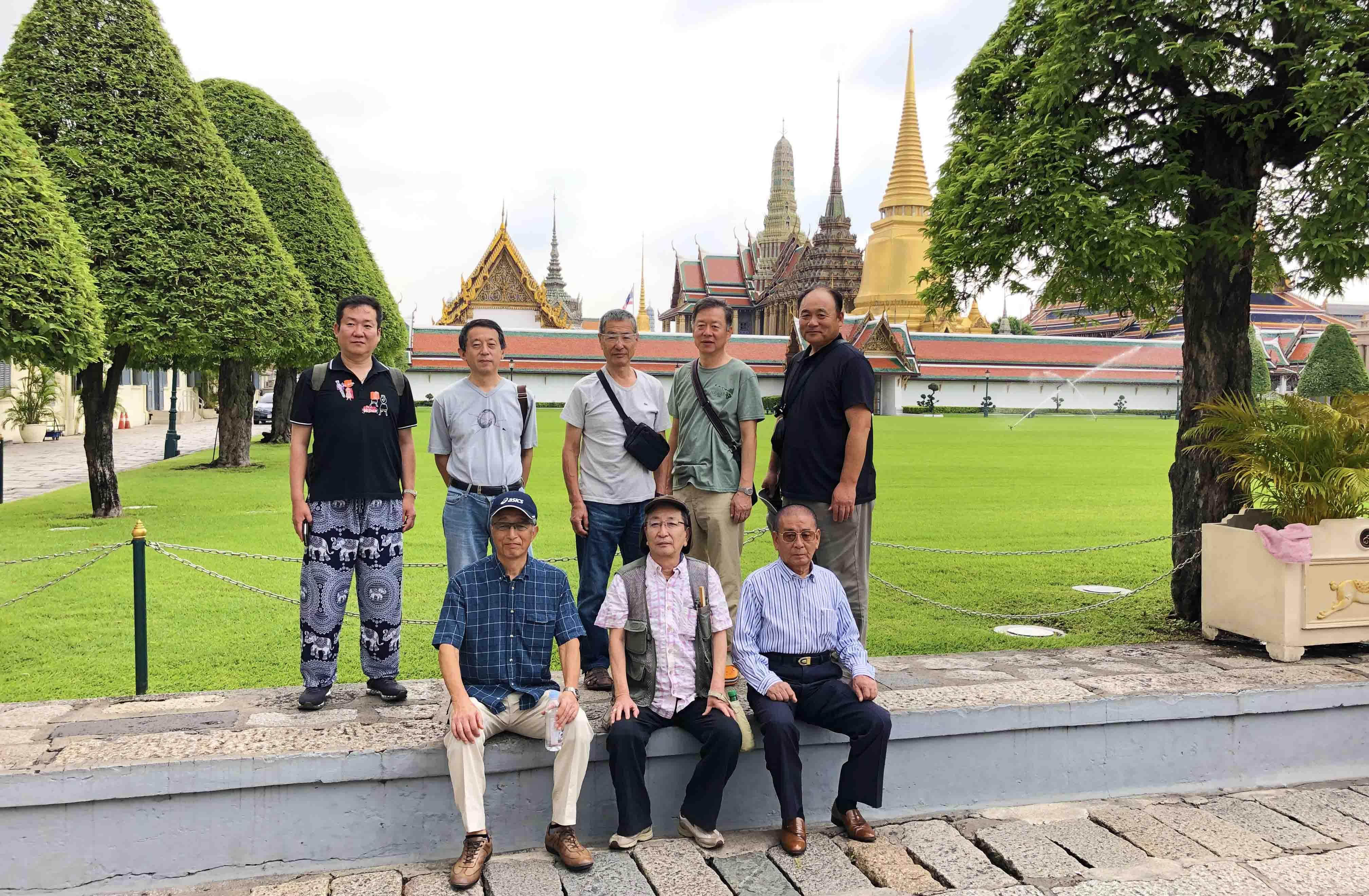 【海外】タイ バンコク・アユタヤ4日間の旅 催行!