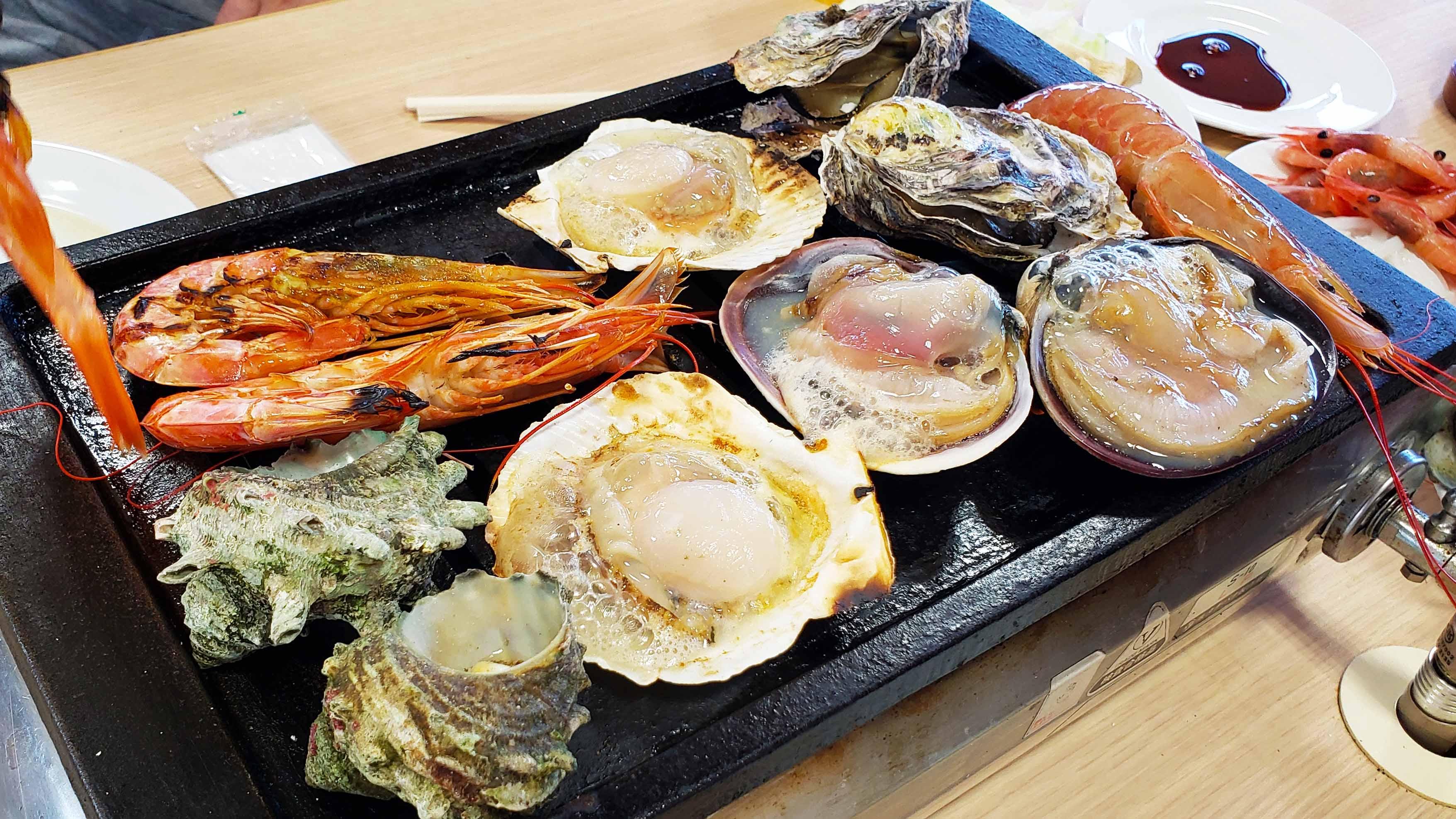 福井 若狭de浜焼きBBQツアー催行!