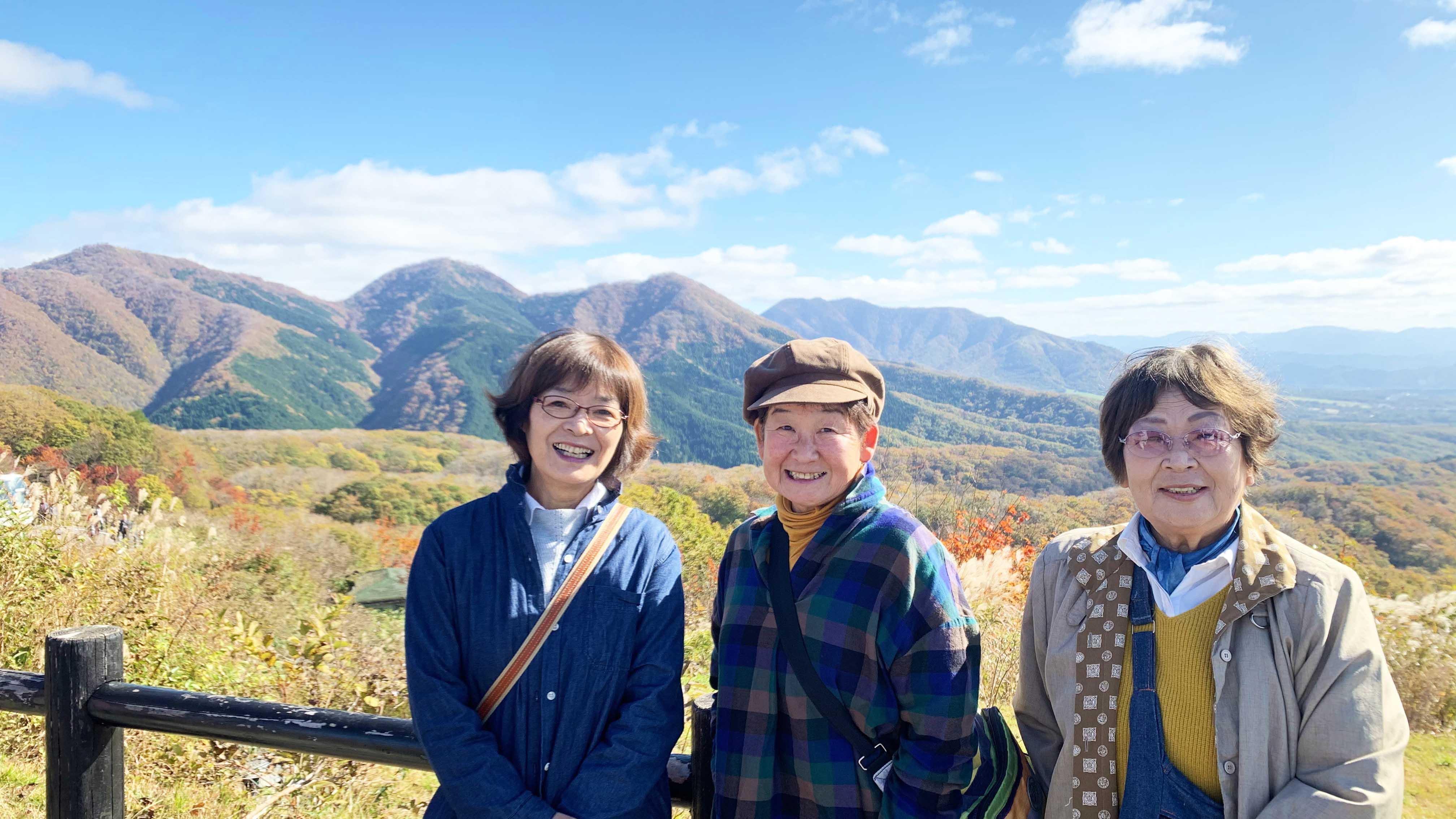 岡山鳥取 蒜山高原・はわい温泉ツアー催行!
