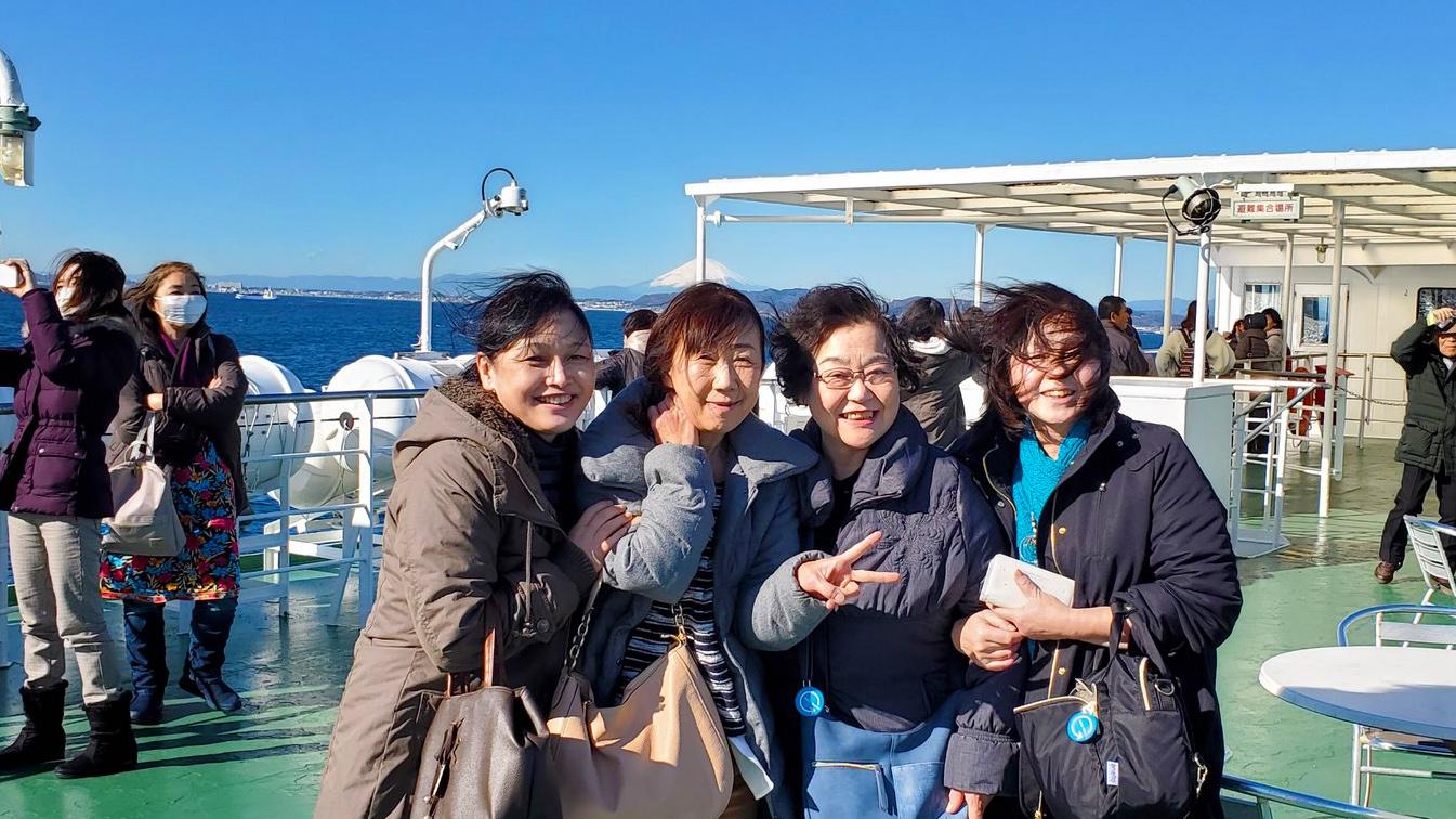 千葉神奈川 新春初旅!東京湾クルーズと川崎大師初詣ツアー催行!
